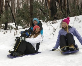 Lake Mountain Alpine Resort - Attractions Melbourne