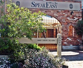 Speakeasy Wine Bar - Attractions Melbourne