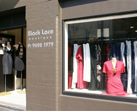 Black Lace - Attractions Melbourne