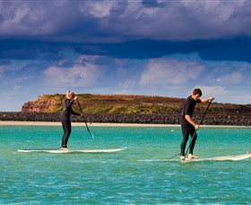 JPD Surf - Stand Up Paddle - Attractions Melbourne