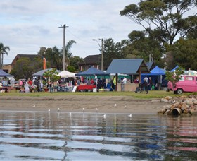 Greenwell Point Riverside Markets - Attractions Melbourne