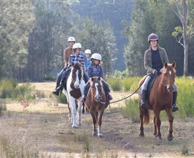 Horse Riding at Oaks Ranch and Country Club - Attractions Melbourne