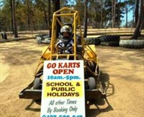 GTS Dirt Karts - Attractions Melbourne