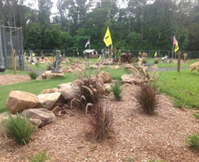 The Cove Miniature Golf Course - Attractions Melbourne