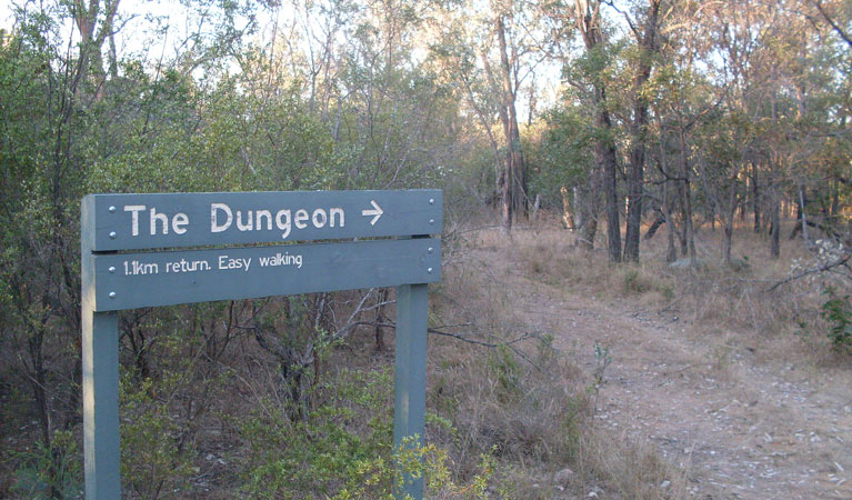 Dungeon lookout - Attractions Melbourne