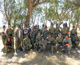 Mansfield Paintball - Attractions Melbourne