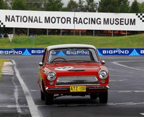 National Motor Racing Museum - Attractions Melbourne