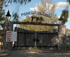 Inverell Pioneer Village - Attractions Melbourne