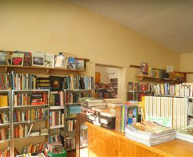 Corryong Browsers Bookshop - Attractions Melbourne