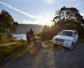 Aberfeldy Four Wheel Drive Track - Attractions Melbourne