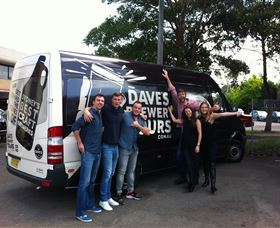 Daves Brewery Tours - Attractions Melbourne