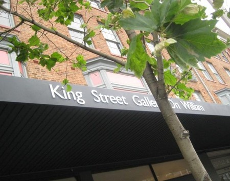King Street Gallery on William - Attractions Melbourne