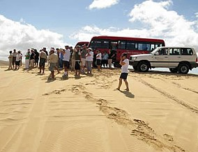 Port Stephens 4WD Tours - Attractions Melbourne