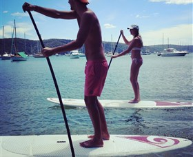 Avalon Stand Up Paddle - Attractions Melbourne