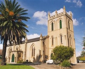 St Stephens Anglican Church - Attractions Melbourne