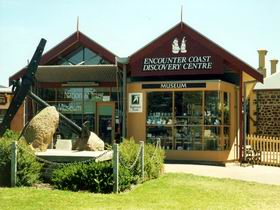 Encounter Coast Discovery Centre and The Old Customs and Station Masters House - Attractions Melbourne