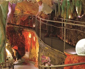 The Crystal Caves - Attractions Melbourne