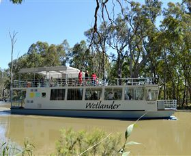 Wetlander Cruises - Attractions Melbourne