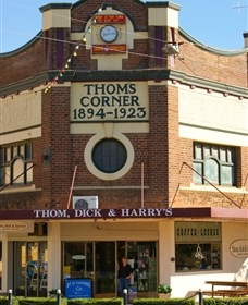 Thom Dick and Harrys - Attractions Melbourne