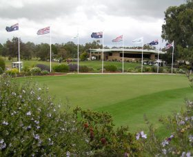 Tocumwal Golf Club - Attractions Melbourne