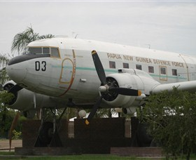 Big Plane in Moree - Attractions Melbourne