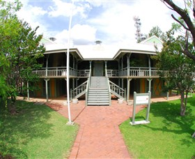 Moree Lands Office Historical Building - Attractions Melbourne