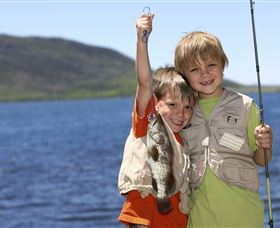 Fishing on Keswick Island - Attractions Melbourne