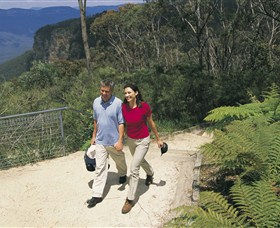 Blue Mountains Walking Tracks - Attractions Melbourne