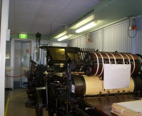 Queanbeyan Printing Museum - Attractions Melbourne