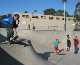 Goulburn Skate Park - Attractions Melbourne
