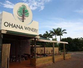 Ohana Winery and Exotic Fruits - Attractions Melbourne