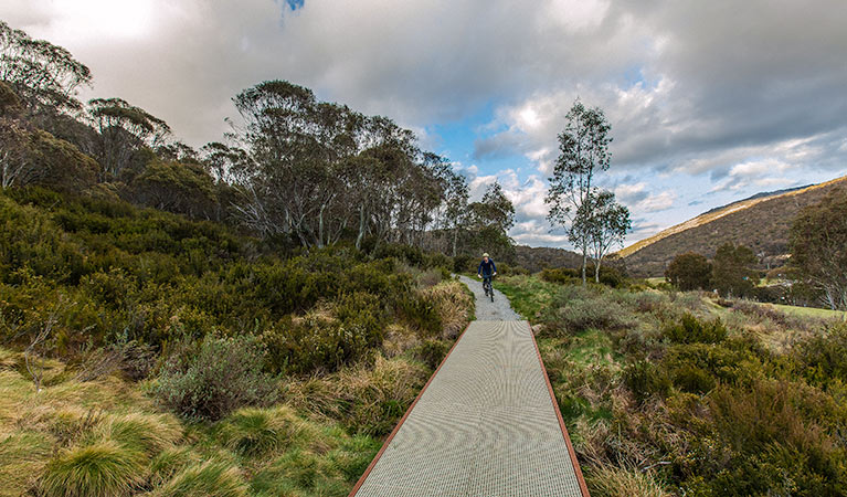 Thredbo Valley track - Attractions Melbourne