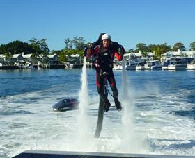 Jetpack Adventures - Attractions Melbourne