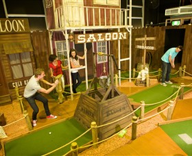 Mega Mini Golf - Attractions Melbourne