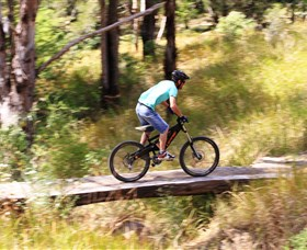 The Steps Mountain Bike Park - Attractions Melbourne