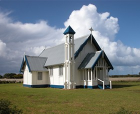 Tarraville Church - Attractions Melbourne
