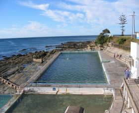 The Entrance Ocean Baths - Attractions Melbourne