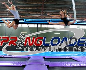 Springloaded Trampoline Park - Attractions Melbourne