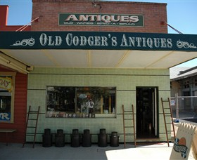 Old Codgers Antiques - Attractions Melbourne