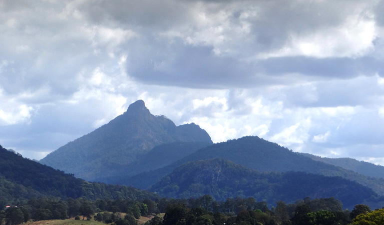 Wollumbin National Park - Attractions Melbourne