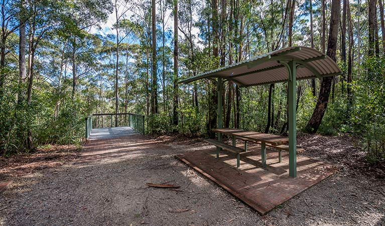 Big Nellie lookout and picnic area - Attractions Melbourne