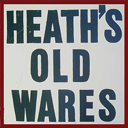 Heaths Old Wares Collectables  Industrial Antiques - Attractions Melbourne