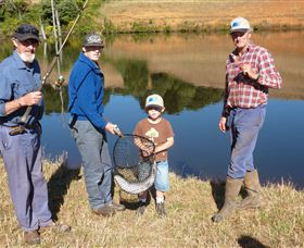 Natone Hills Fly Fishery - Attractions Melbourne