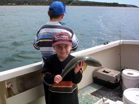 Tory M Fishing Charters - Attractions Melbourne