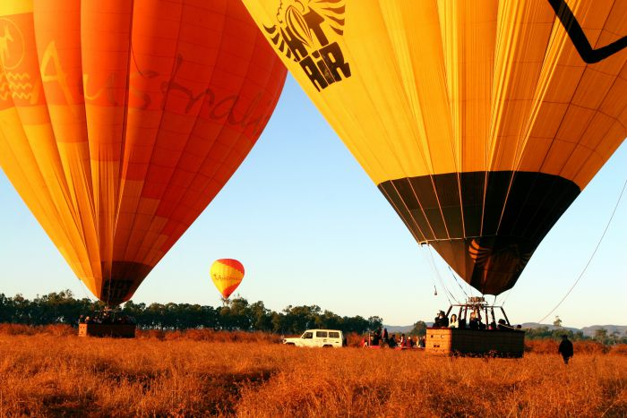 Hot Air Balloon Scenic Rim - Attractions Melbourne