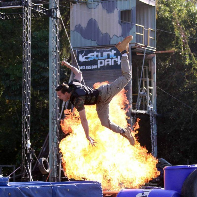 Stunt Park - Attractions Melbourne