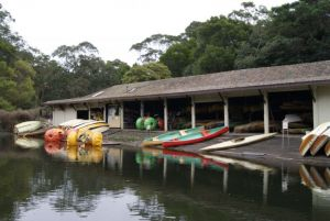 Audley Boatshed - Attractions Melbourne