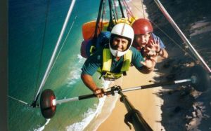 David CookmanSunshine Coast Hang Gliding - Attractions Melbourne
