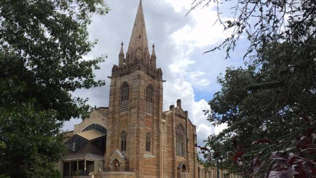 Presbyterian Church of St. Andrew - Attractions Melbourne