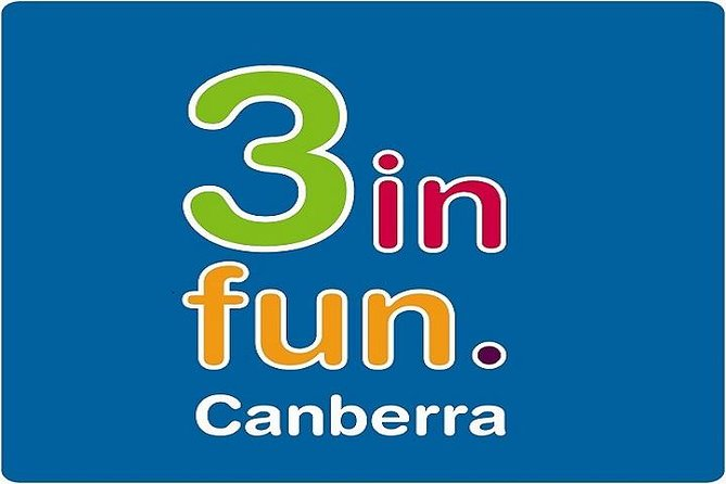 3infun Canberra Attraction Pass Including the Australian Institute of Sport Cockington Green Gardens and Questacon - Attractions Melbourne